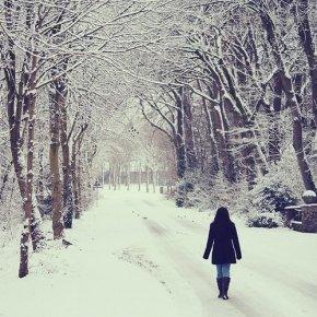 寒冬里最温馨的牵挂
