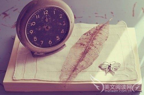 时间,输给了爱情