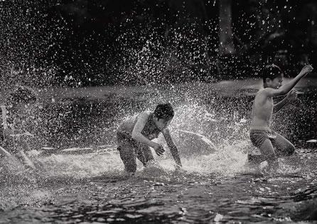 我的童年里,永远有着一个不可战胜的夏天!