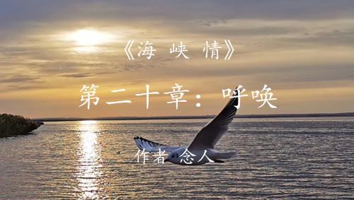 念人:《海峡情》第二十章:呼 唤